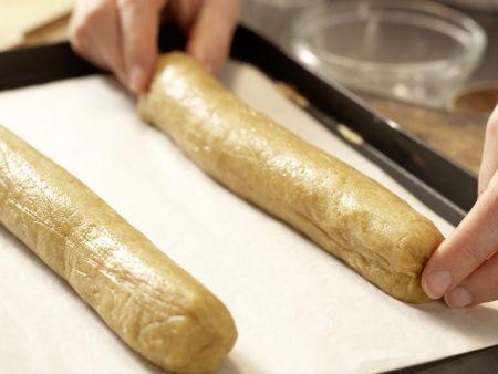 Macadamia-Gebäck: Zubereitungsschritt 4