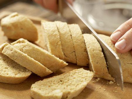 Macadamia-Gebäck: Zubereitungsschritt 5