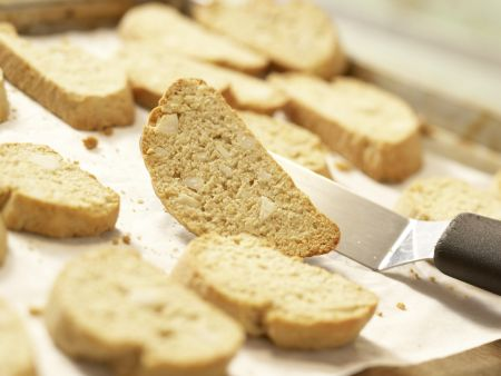 Macadamia-Gebäck: Zubereitungsschritt 6