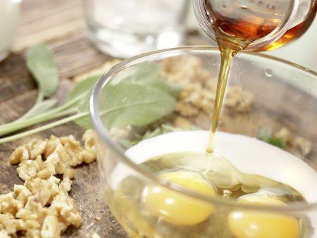Maisbrot aus der Pfanne: Zubereitungsschritt 3