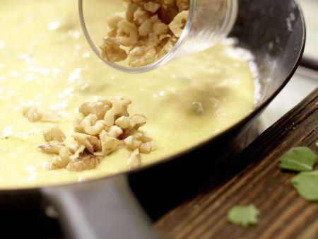 Maisbrot aus der Pfanne: Zubereitungsschritt 7
