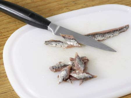 Makkaroni mit Fenchelgemüse: Zubereitungsschritt 3