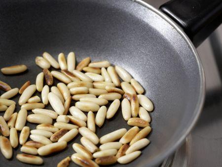 Makkaroni mit Fenchelgemüse: Zubereitungsschritt 9