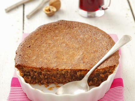 Mandel-Walnuss-Kuchen
