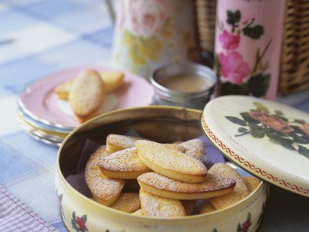 Mandel-Zitronen-Kekse