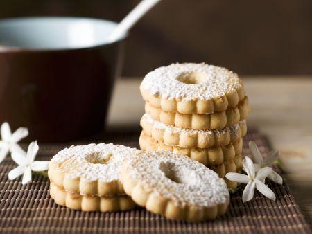 Rezept: Mandelkringel (Canestrelli-Kekse)