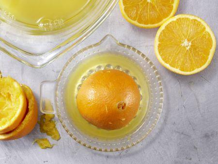 Mango-Bananen-Drink: Zubereitungsschritt 1
