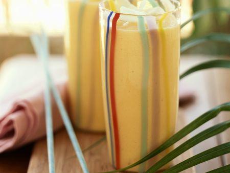 Mango-Kokosshake