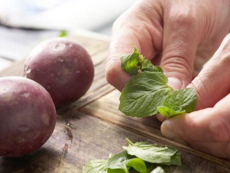 Mango-Maracuja-Creme: Zubereitungsschritt 10