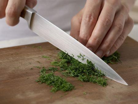 Mangold-Ricotta-Muffins: Zubereitungsschritt 6