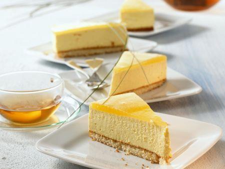 Rezept: Maracuja-Joghurt-Torte