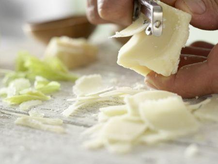 Marinierte dicke Bohnen: Zubereitungsschritt 7