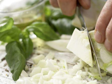 Marinierte Fenchel-Oliven: Zubereitungsschritt 4