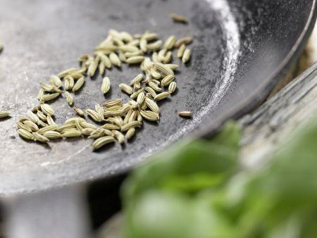 Marinierte Fenchel-Oliven: Zubereitungsschritt 5
