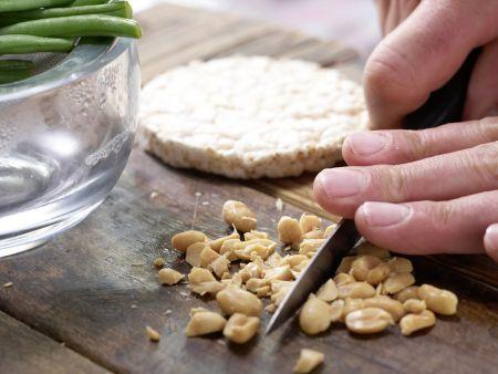 Marinierte grüne Bohnen: Zubereitungsschritt 6