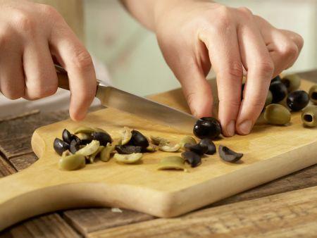 Marinierte Hähnchenkeulen: Zubereitungsschritt 6