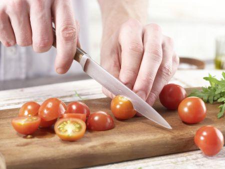 Marinierte Hähnchenspieße: Zubereitungsschritt 8