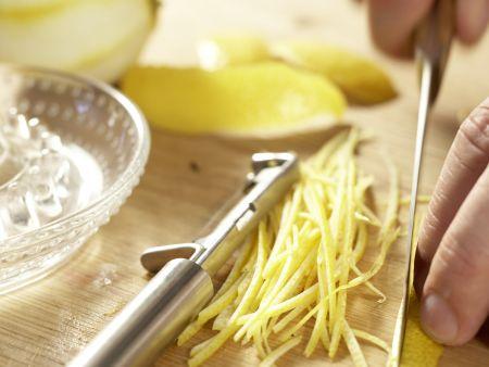 Marinierte Melonenkugeln: Zubereitungsschritt 6