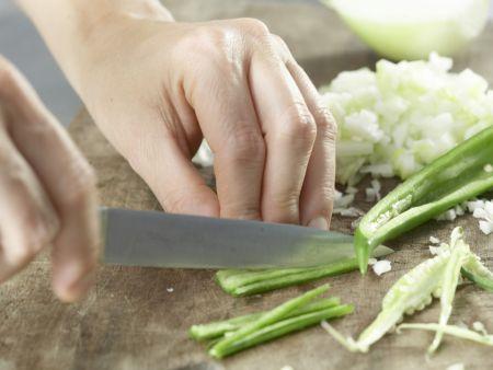 Marinierte Venusmuscheln: Zubereitungsschritt 2