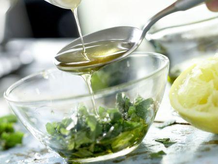 Marinierte Zucchini: Zubereitungsschritt 4