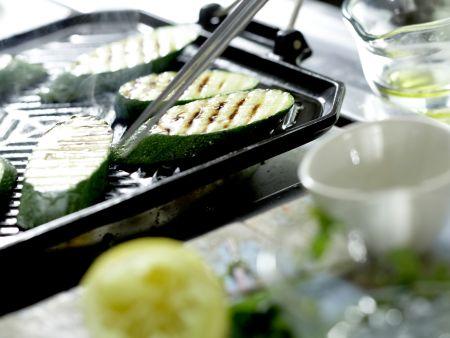 Marinierte Zucchini: Zubereitungsschritt 6