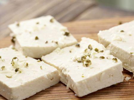 Marinierter Tofu: Zubereitungsschritt 2