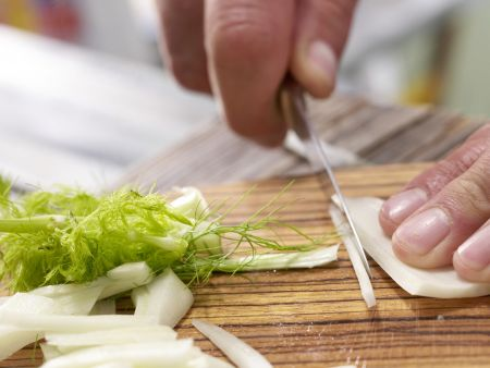 Marinierter Tofu: Zubereitungsschritt 3