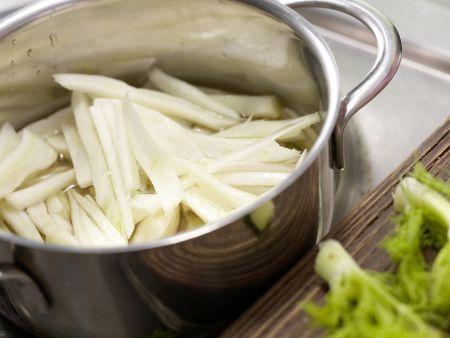 Marinierter Tofu: Zubereitungsschritt 4