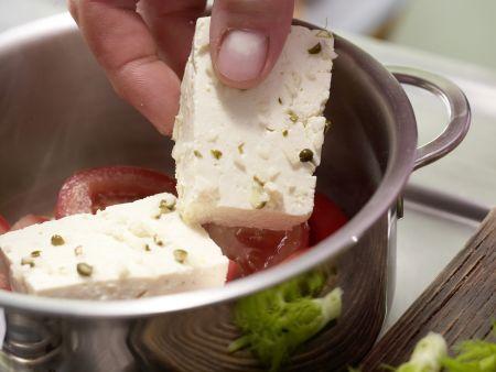 Marinierter Tofu: Zubereitungsschritt 6