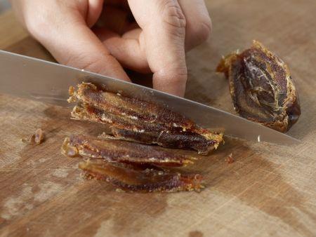 Mariniertes Ingwer-Zucchini-Gemüse: Zubereitungsschritt 3