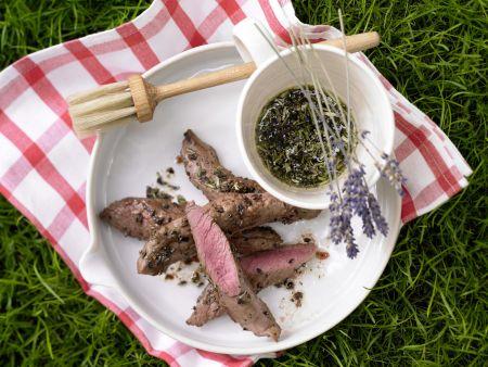 Kochbuch für Lamm-Rezepte