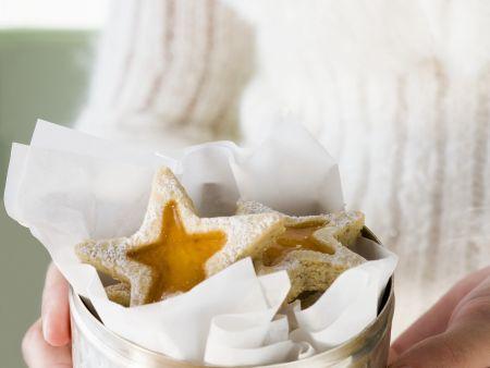 Marmeladen-Sterne
