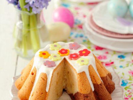 Marmorhefekuchen