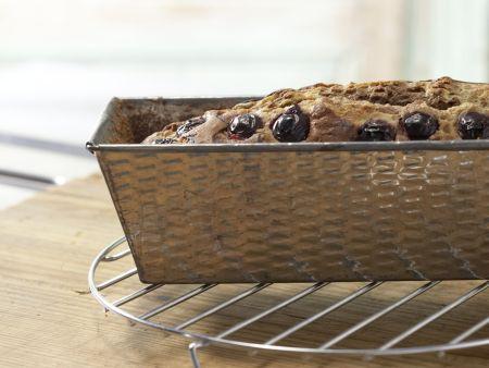 Marmorkuchen mit Sauerkirschen: Zubereitungsschritt 7