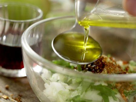 Marokkanische Fischspieße: Zubereitungsschritt 4