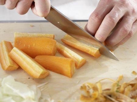 Marokkanischer Gemüsetopf: Zubereitungsschritt 3
