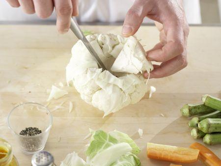 Marokkanischer Gemüsetopf: Zubereitungsschritt 4