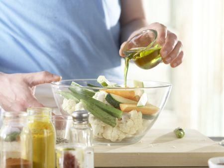 Marokkanischer Gemüsetopf: Zubereitungsschritt 6