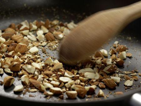 Marokkanischer Spinatsalat: Zubereitungsschritt 3
