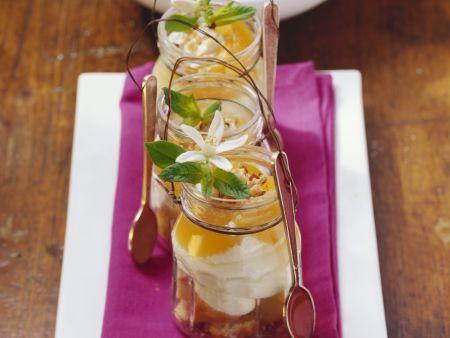 Mascarpone-Aprikosen-Dessert
