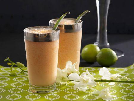 Melonen-Tequilla-Drink