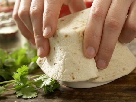 Mexikanischer Salat: Zubereitungsschritt 1