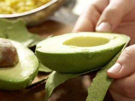 Mexikanischer Salat: Zubereitungsschritt 7