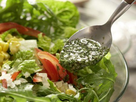 Mexikanischer Salat: Zubereitungsschritt 8