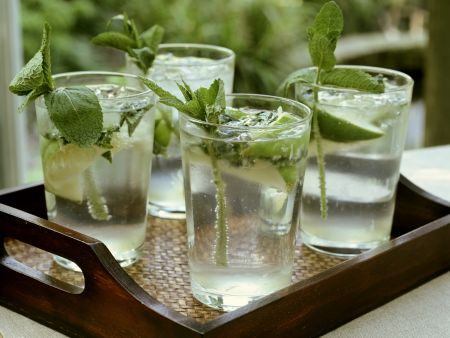 Minz Cocktail (Mint Julep)