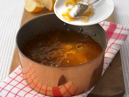 Mirabellen-Apfel-Marmelade