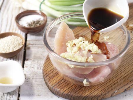 Miso-Suppe: Zubereitungsschritt 2