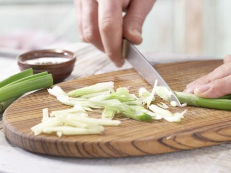 Miso-Suppe: Zubereitungsschritt 3