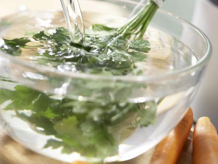 Möhren-Drink: Zubereitungsschritt 3