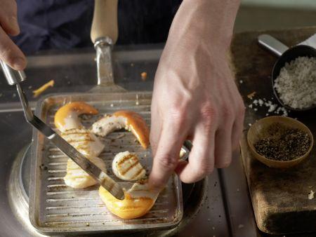 Möhren-Kartoffel-Rösti: Zubereitungsschritt 10